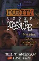 Purity Under Pressure