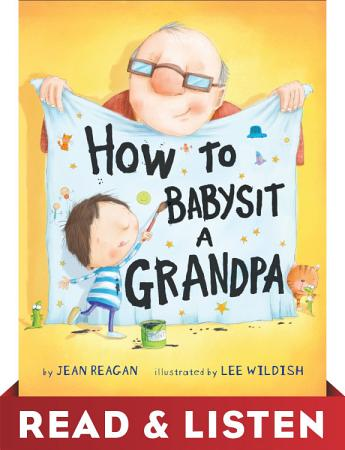 How to Babysit a Grandpa  Read   Listen Edition PDF