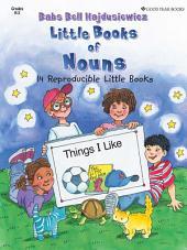 Little Books of Nouns