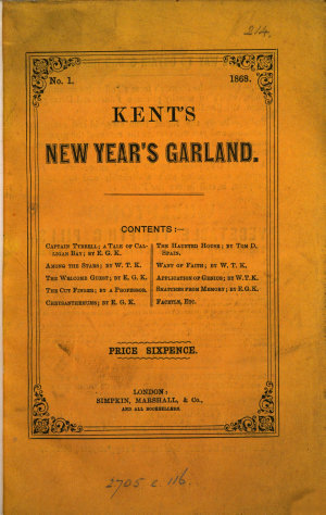 Kent s New year s garland