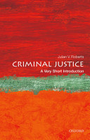 Criminal Justice  A Very Short Introduction PDF