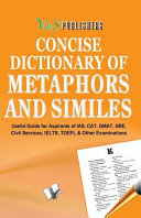 Concise Dictionary of Metaphors and Similies