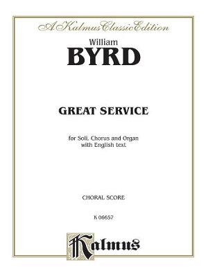 Great Service  Venite  Te Deum  Benedictus  Kyrie  Creed  Magnificat  Nunc Dimittis  PDF