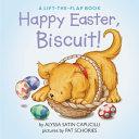 Happy Easter  Biscuit