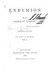 Endymion: Volume 1