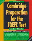 Cambridge Preparation for the TOEFL Test Pack PDF