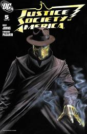 Justice Society of America (2006-) #5