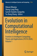Evolution in Computational Intelligence PDF