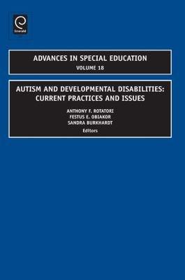 Autism and Developmental Disabilities PDF