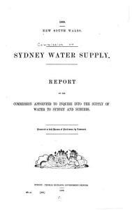Sydney Water Supply