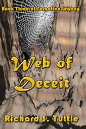 Web of Deceit (Forgotten Legacy #3)