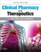 Clinical Pharmacy and Therapeutics E-Book: Edition 5