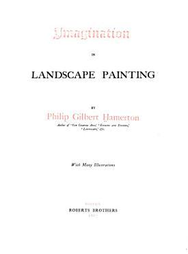 Imagination in Landscape Painting PDF