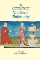 The Cambridge Companion to Medieval Philosophy PDF