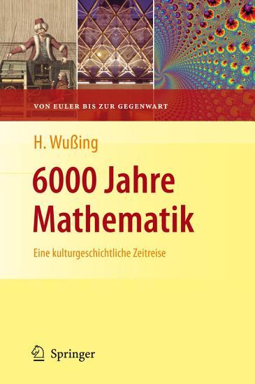 6000 Jahre Mathematik PDF