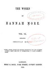 The Works of Hannah More: Christian morals