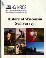 History of Wisconsin Soil Survey PDF