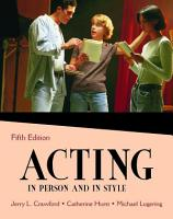 Acting in Person and in Style PDF