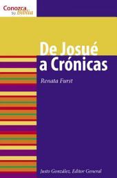 De Josue a Cronicas