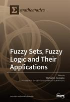 Fuzzy Sets  Fuzzy Logic and Their Applications PDF