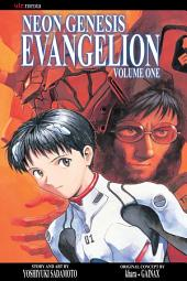 Neon Genesis Evangelion , Vol. 1 (2nd Edition): behold the angels of God descending