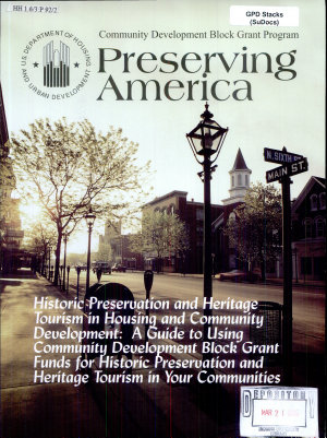 Preserving America PDF