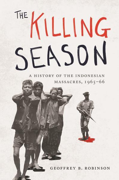 Download The Killing Season Book