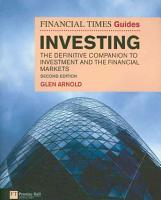 The Financial Times Guide to Investing PDF