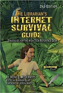 The Librarian s Internet Survival Guide Book