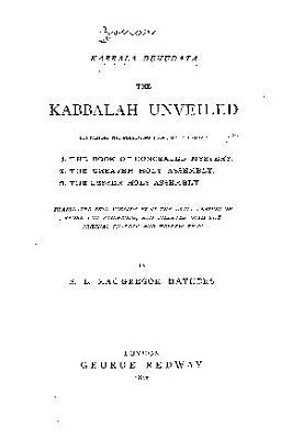 Kabbala Denudata