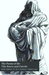 The Poems of the Vita Nuova and Convito