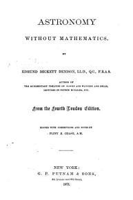 Astronomy Without Mathematics PDF