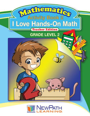 I Love HandsOn Math Workbook Book 2