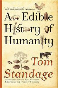 An Edible History of Humanity Book