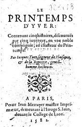 Le Printemps d'Yver... par Iacques Yuer (Vers de Joseph et Marie Yuer)