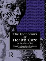 Economics of Health Care PDF