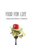 Weekly Meal Planner & Notebook