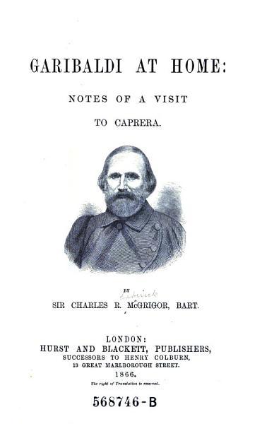 Garibaldi at Home PDF
