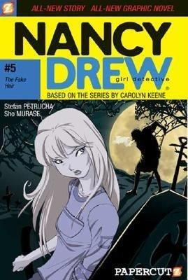 Nancy Drew  5  The Fake Heir PDF