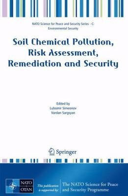 Soil Chemical Pollution  Risk Assessment  Remediation and Security PDF