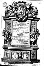 Vlyssis Aldrovandi... Serpentum, et draconum historiae libri duo Bartholomaeus Ambrosinus... concinnauit... (Ep. ded. H. Berniae)