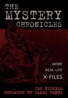 The Mystery Chronicles PDF