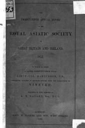 Annual Report: Volume 29
