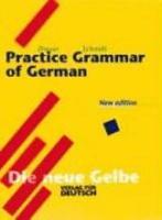 A Practice Grammar of German PDF
