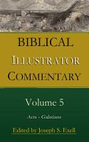 Biblical Illustrator  Volume 5 PDF