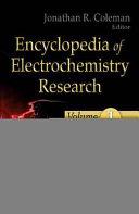 Encyclopedia of Electrochemistry Research