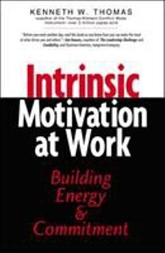 Intrinsic Motivation at Work PDF