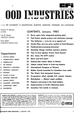 Canadian Food Industries