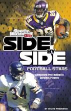 Side By Side Football Stars  Comparing Pro Football s Greatest Players PDF
