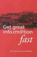 Get Great Information Fast PDF